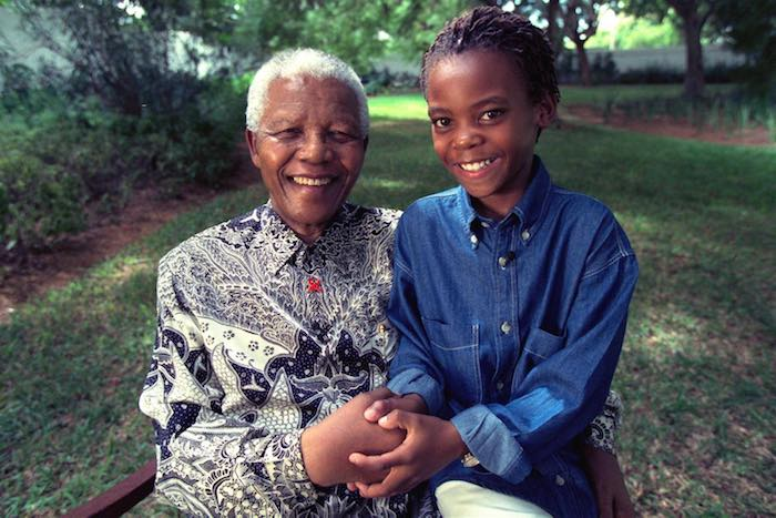 Nelson Mandela Foundation with UNICEF help children in Africa to get a quality education.