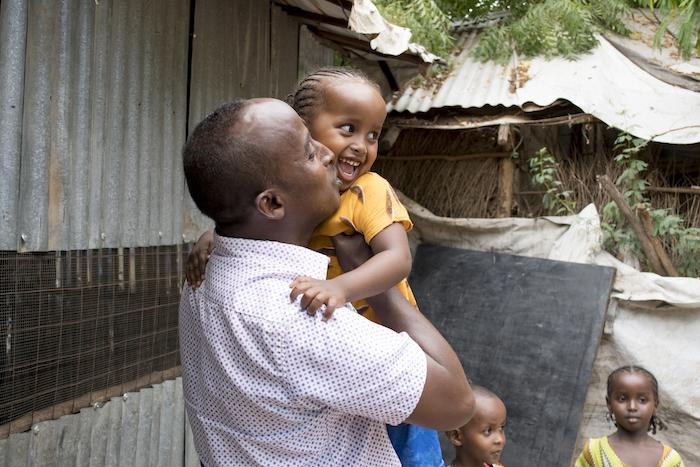 unicef, kenya, refugee camp, kakuma, kalobeyei, south sudan, early childhood education