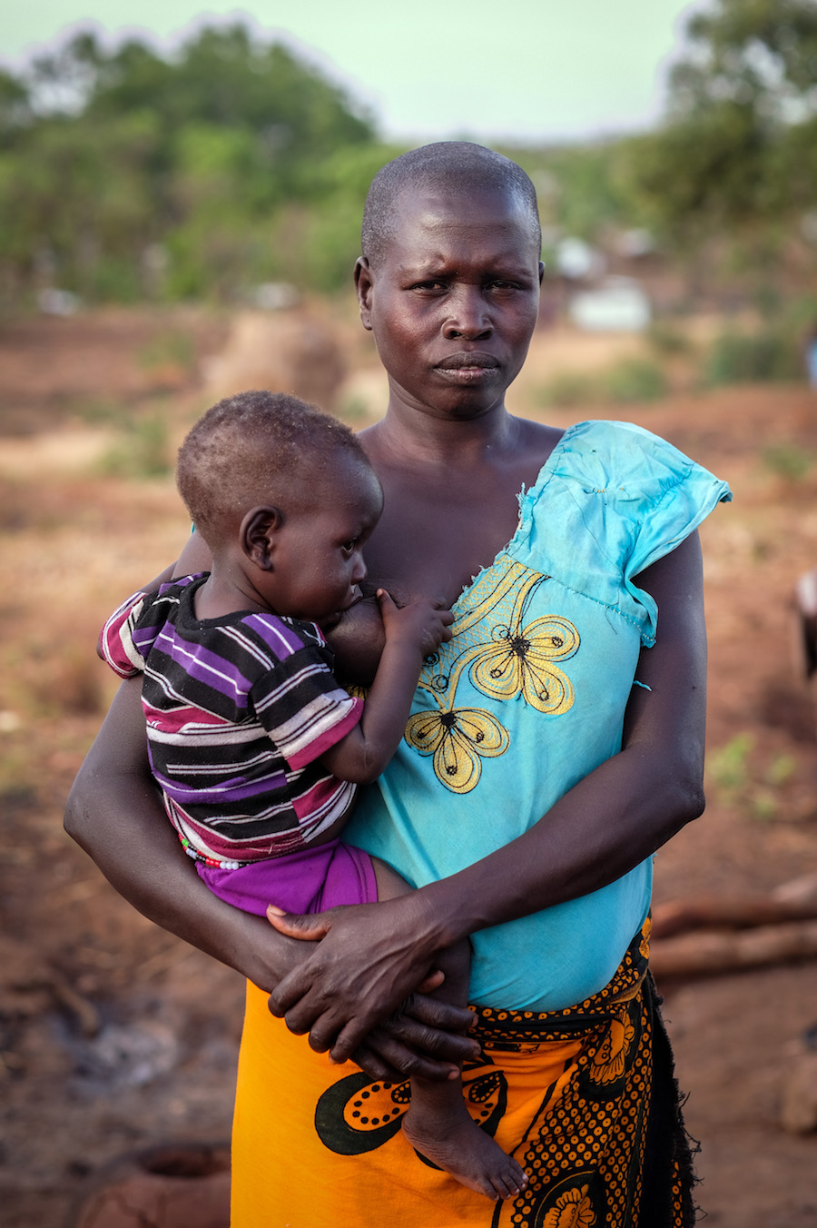 Thousands of new refugees from South Sudan arrive in Uganda every day, hoping for a better, safer future for their children.