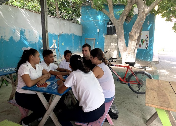 In Honduras, adolescents met with UNICEF and Newsweek to discussed ways that violence affects children's lives, from gang threats to domestic abuse.