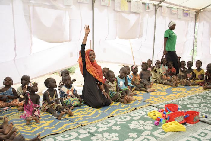 unicef, unicef usa, kakuma, kenya, refugee camp, refugees, early childhood development