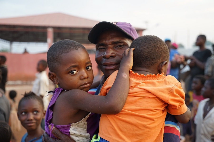 unicef, father's day, democratic republic of the congo, refugees, world refugee day, angola, kasai
