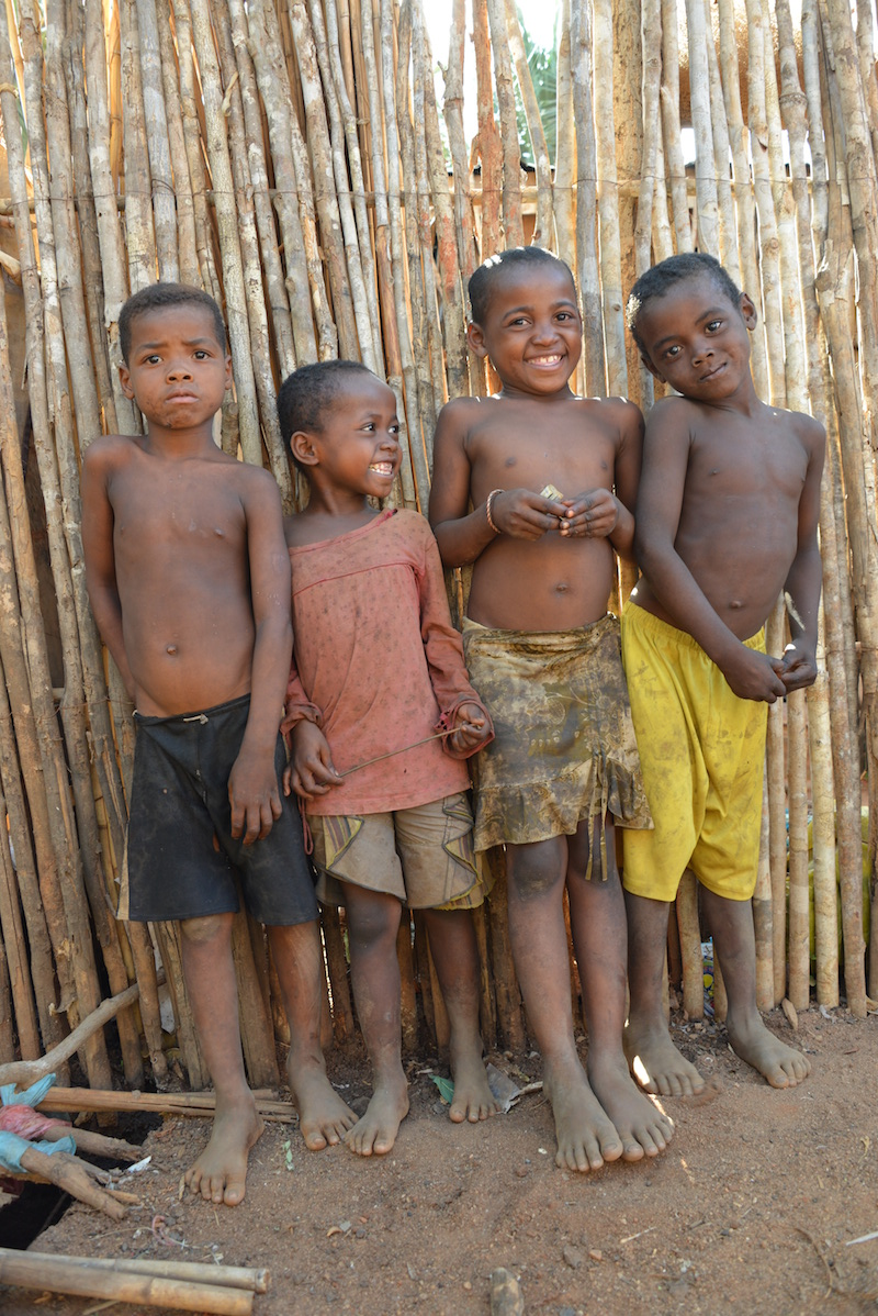 Children in Madagascar. Madagascar is the latest country where UNICEF and partners have helped to eliminate maternal and neonatal tetanus (MNT).