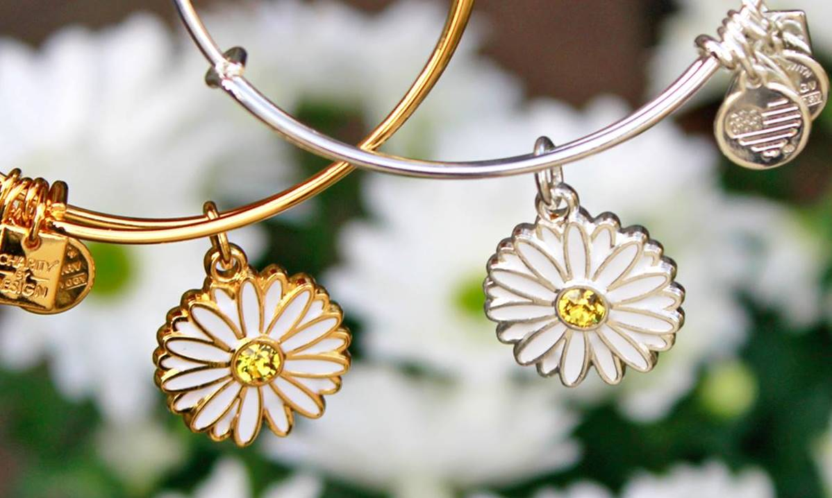 Daisy Charm Supporting UNICEF