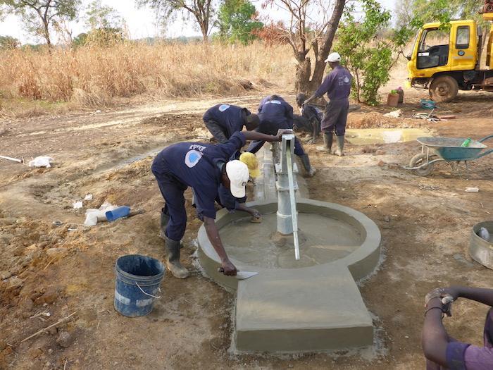Salva Dut, Water for South Sudan, humanitarian crisis, humanitarian aid, South Sudan, South Sudan civil war