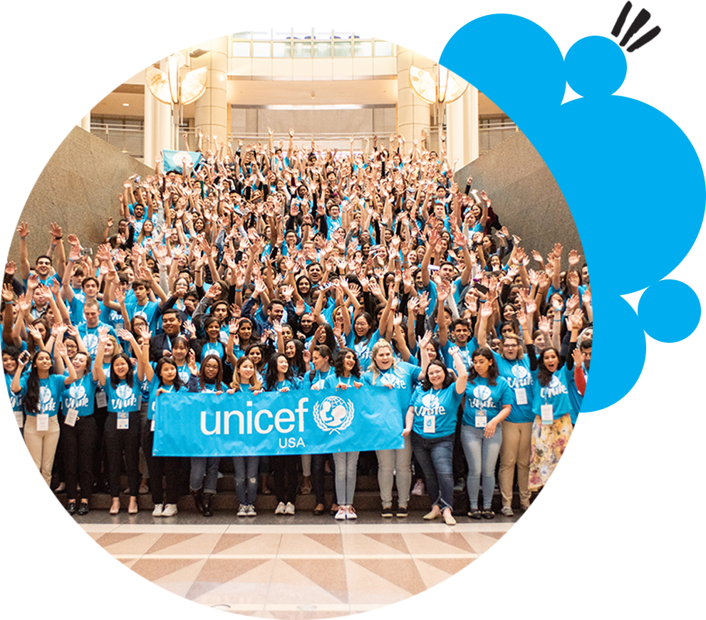 Welcome to the UNICEF Club registration page