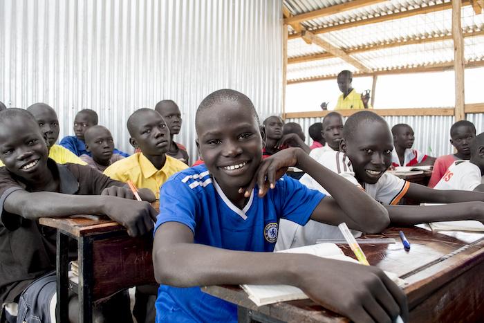unicef, unicef usa, kenya, kakuma, education, refugees