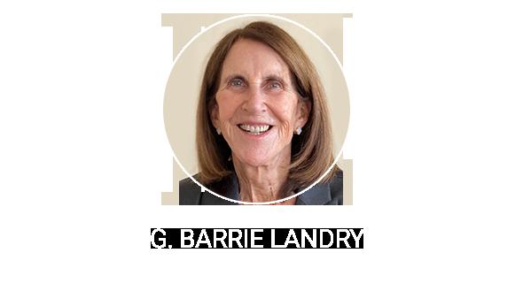 G Barrie Landry