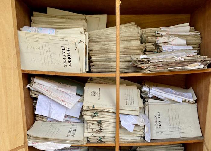 Child protection workers in Ghana's Ga West Municipality kept all their records on paper before implementing UNICEF's cloud-based Primero case management platform in 2020.