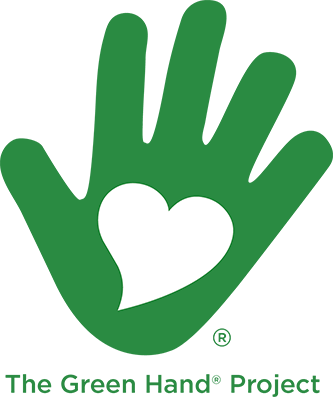 Green Hand Project logo 400px tall