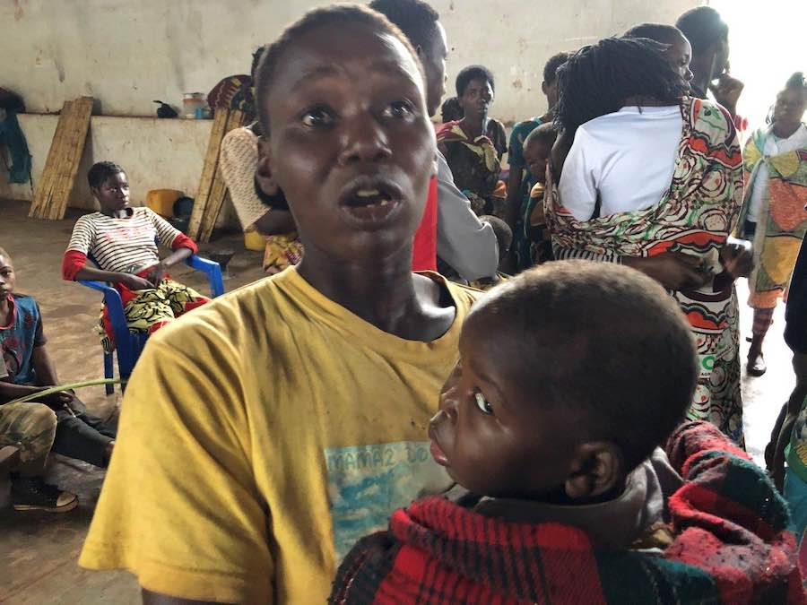 Mothers and children are struggling in the aftermath of Cyclone Idai. UNICEF is on the ground to help.