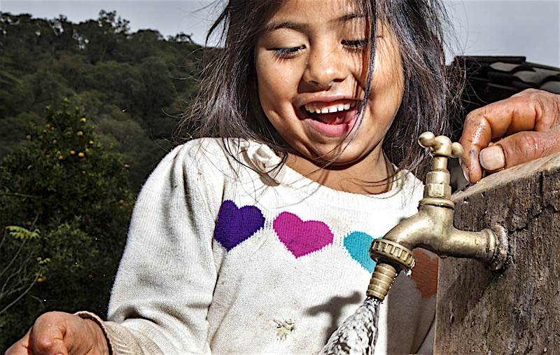 Too Clean For Our Childrens Good >> Water Sanitation Unicef Usa