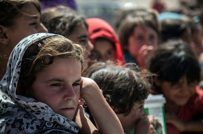Civilians in Fallujah, Iraq, are at extreme risk and need urgent help.