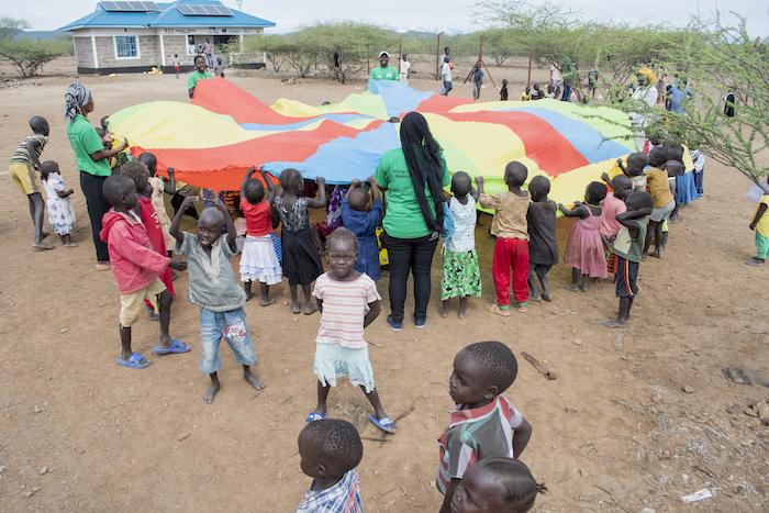 unicef, unicef usa, kenya, kakuma, kalobeyei, refugees, early childhood education