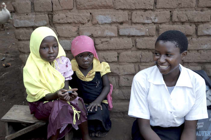 Rehema is determined to become a nurse and to be a role model for the little girls in her village.