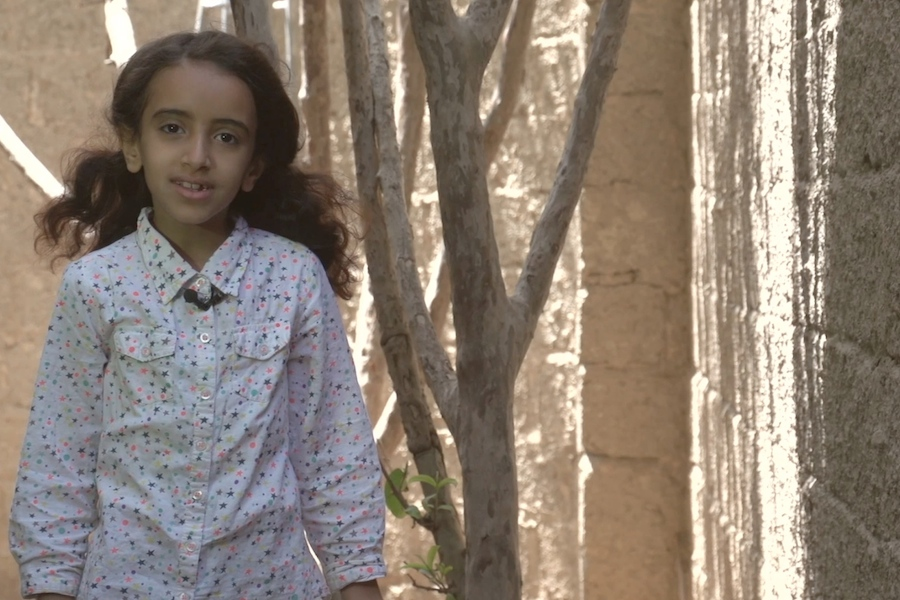 Children caught in Yemen conflict 2015: Shado Abdulah