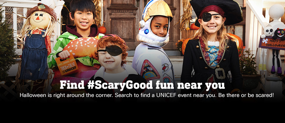 Trick-or-Treat for UNICEF 2018 | UNICEF USA
