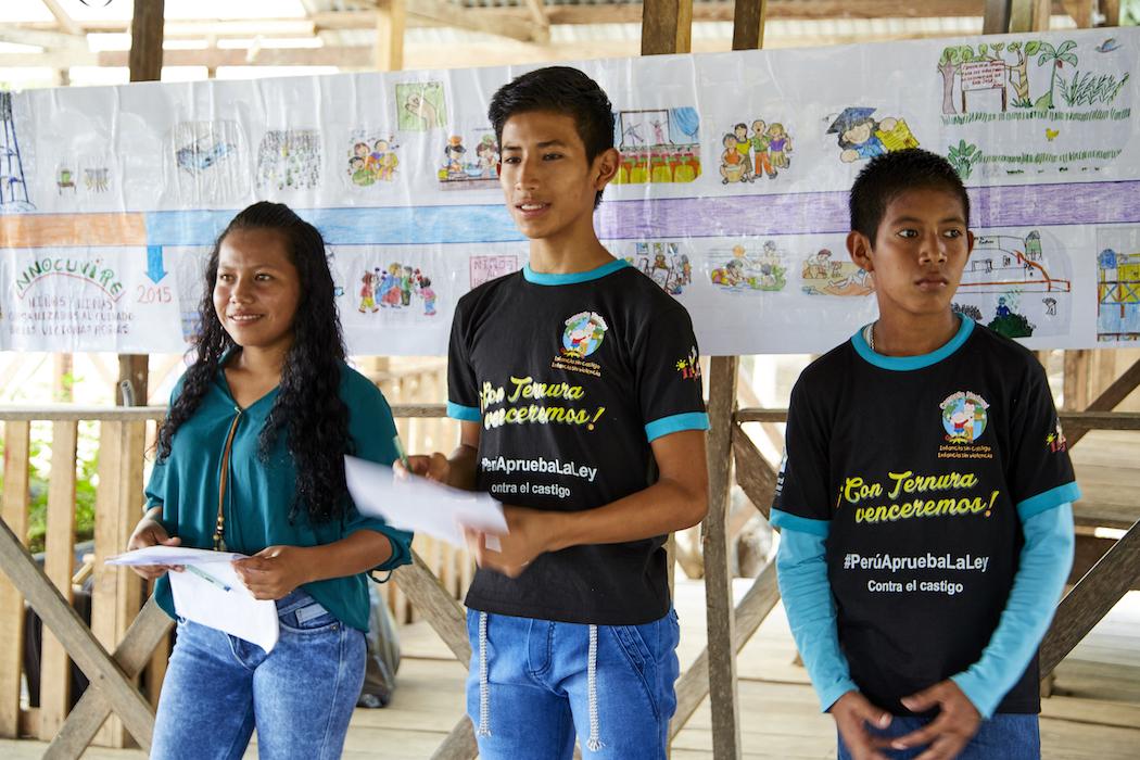 Peruvian teens — pic 6
