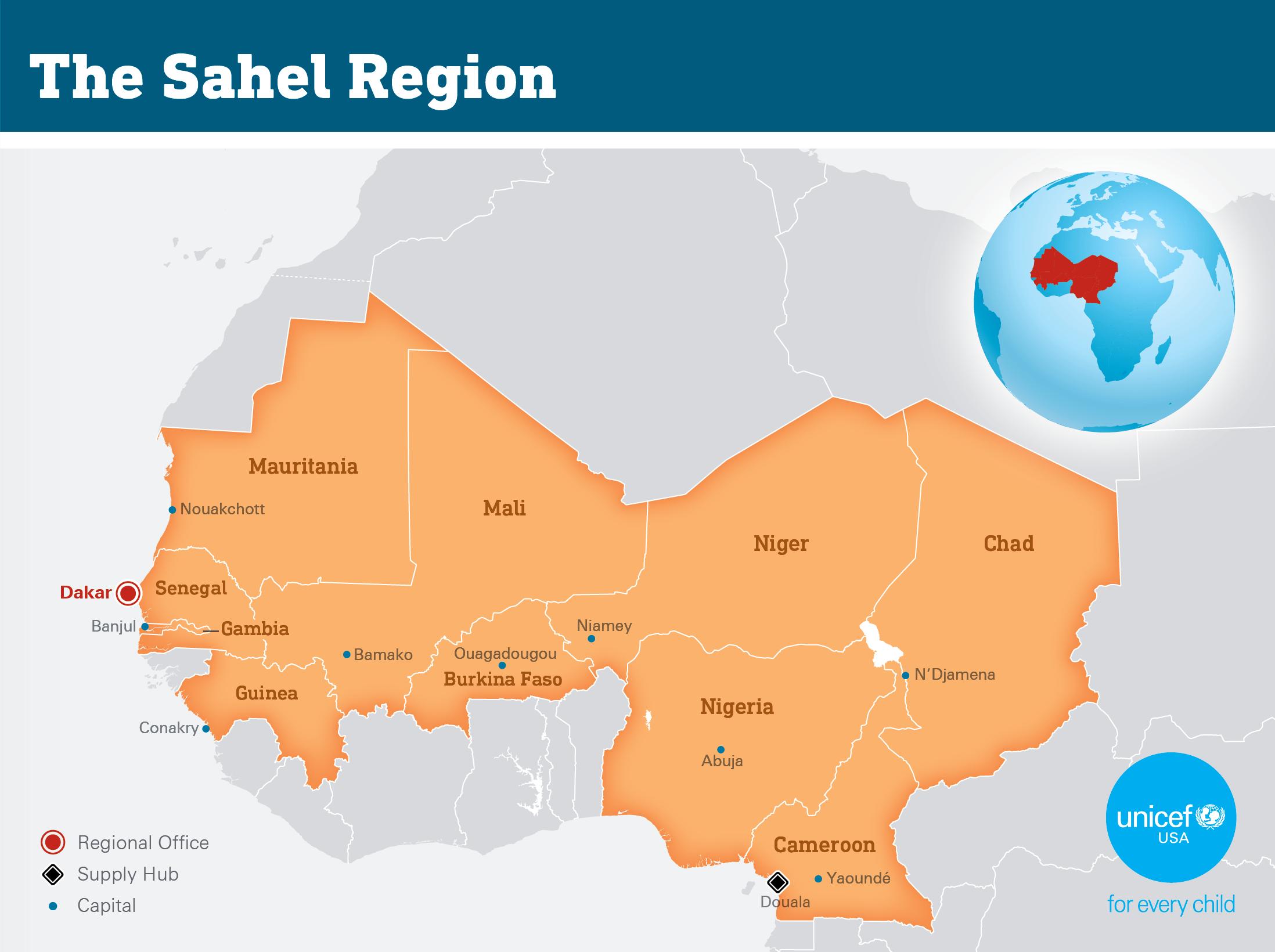 The Sahel Region-UNICEF USA