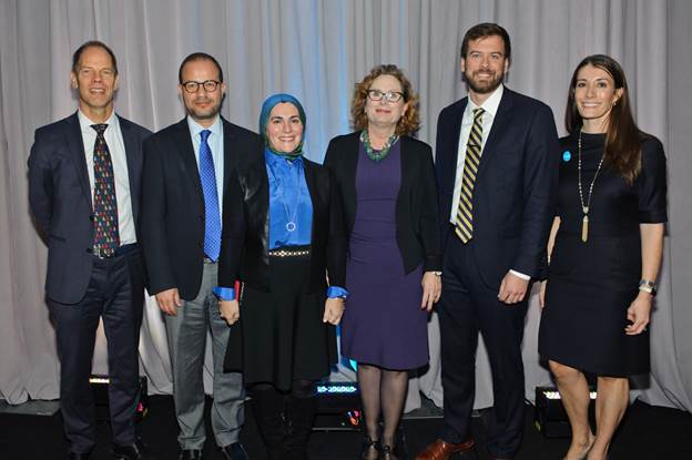 Christian Skoog, Zaher Sahloul, Suzanne Sahloul, Maria Woltjen, Steve Lehmann, Beth McCostlin