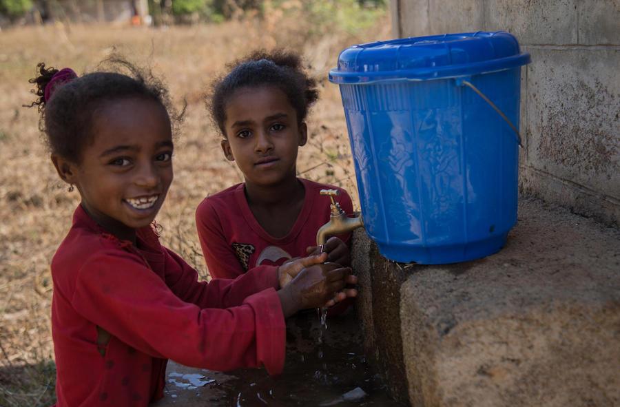 UNICEF, World Toilet Day, sanitation, toilets, Ethiopia