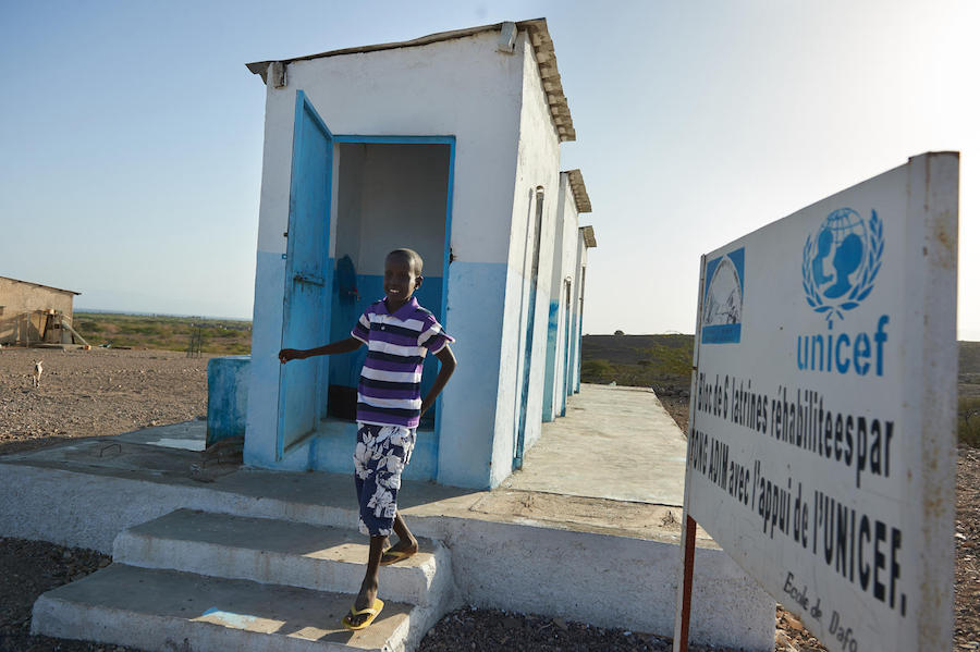 UNICEF, sanitation, World Toilet Day, Djibouti