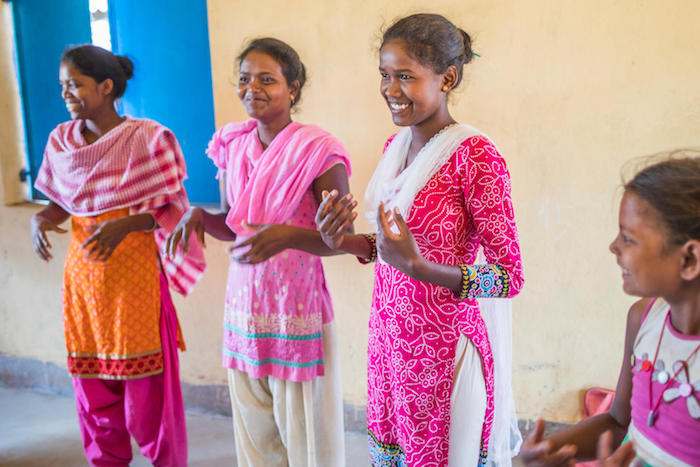 unicef, india, menstruation, education, girls' education, gender equality