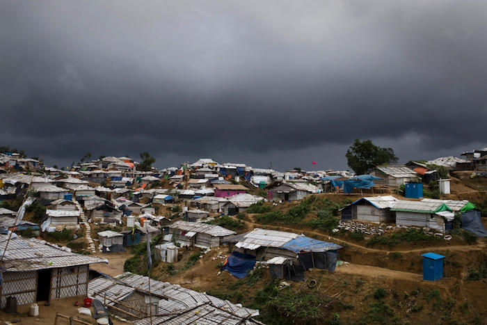 unicef, rohingya, bangladesh, child refugees, monsoon season, monsoon rains