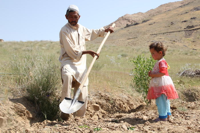 unicef, afghanistan, drought, climate change