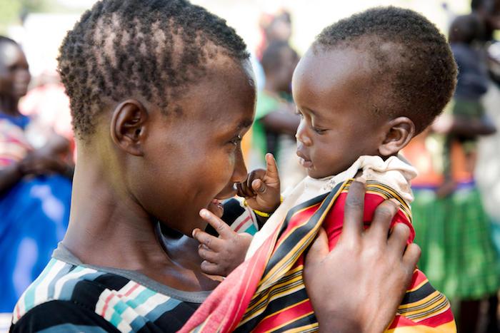 UNICEF, Uganda, infant mortality, immunization
