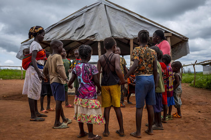 UNICEF, Central African Republic, internally displaced people, humanitarian aid, humanitarian crisis