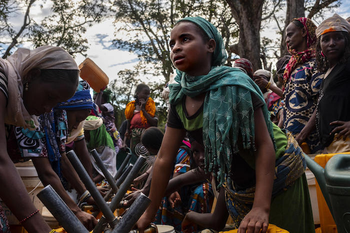 UNICEF, Central African Republic, humanitarian crisis, water