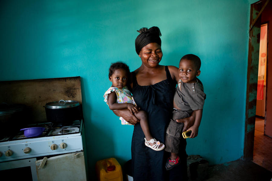 UNICEF, Cameroon, AIDS, HIV, Early Infant Diagnosis