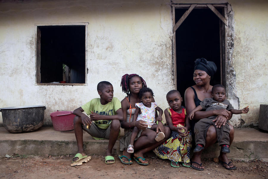 UNICEF, Cameroon, AIDS, HIV