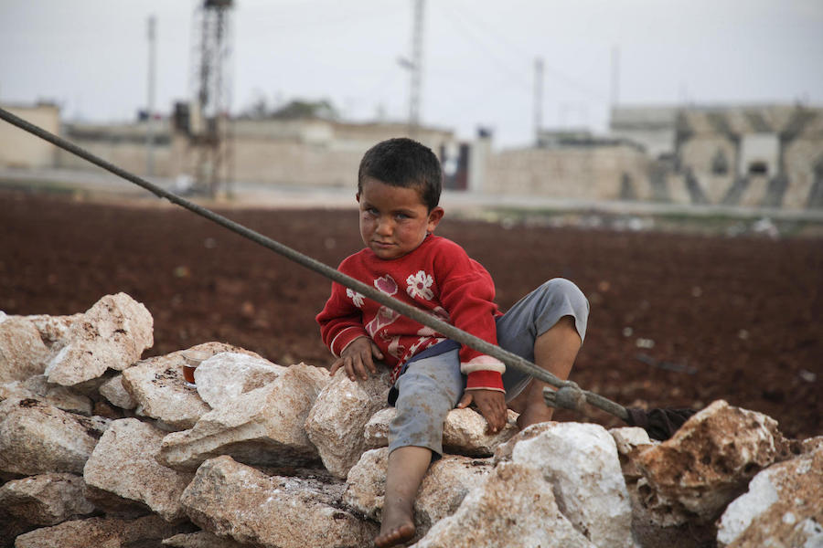 UNICEF, Syria, children in conflict