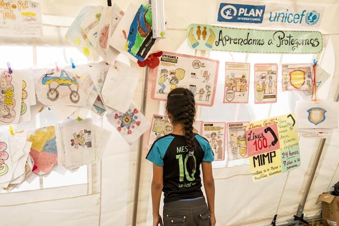 UNICEF, Venezuela, Venezuelan migrants, Peru