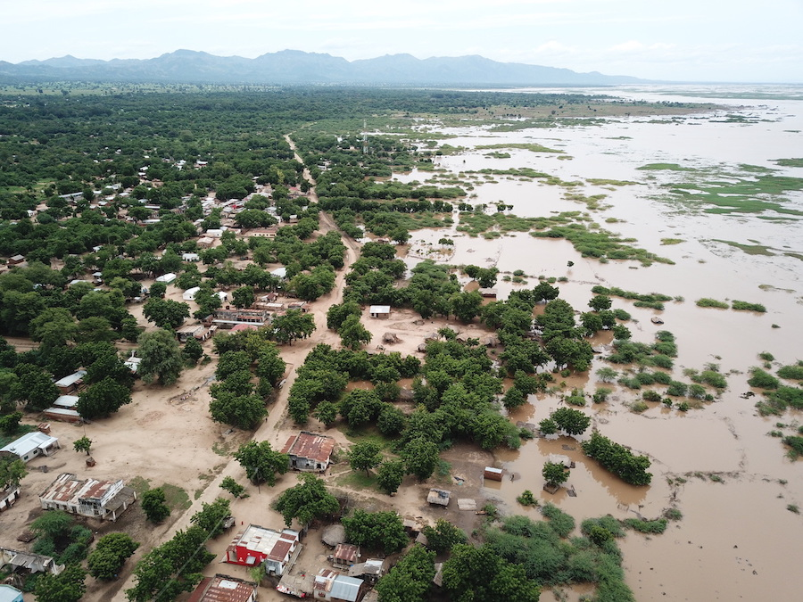 Across Mozambique, iroads and bridges have been washed away; access to Beira has been completely cut off. Homes, schools, and businesses have been destroyed. The search and rescue operation continues to reach the thousands of people stranded in the floodw