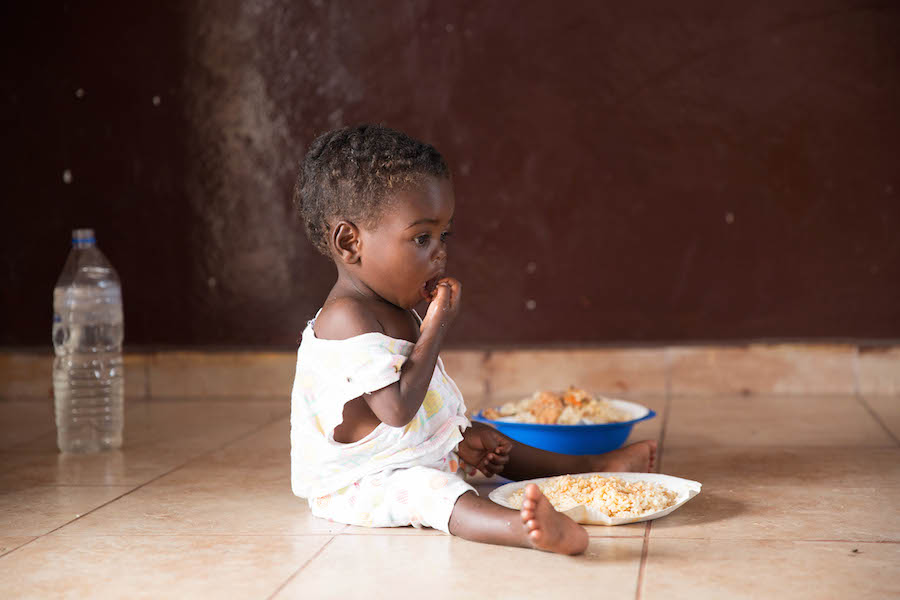 When Cyclone Idai hit Mozambique's port city of Beira in March, UNICEF responded, bringing nutrition and other emergency relief to affected children and families.