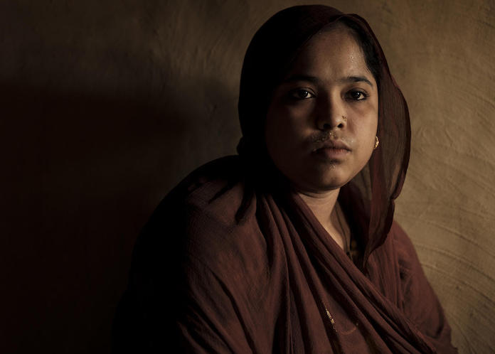 Shahina, 17, and her younger brother became victims of human traffickers preying on vulnerable Rohingya refugees in Cox's Bazar, Bangladesh.