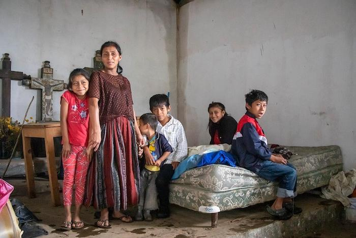 Poverty continues to be one of the main drivers of migration from Guatemala to Mexico and the U.S.