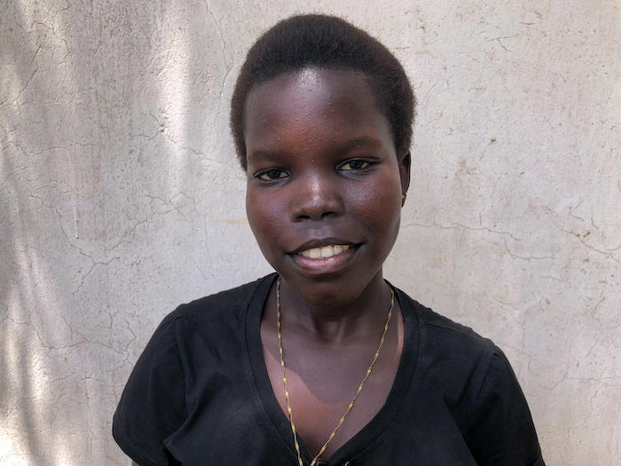 Zikra Gabriel, a 17-year-old UNICEF Child Reporter, speaks out about about child marriage and other hazards for girls in South Sudan.