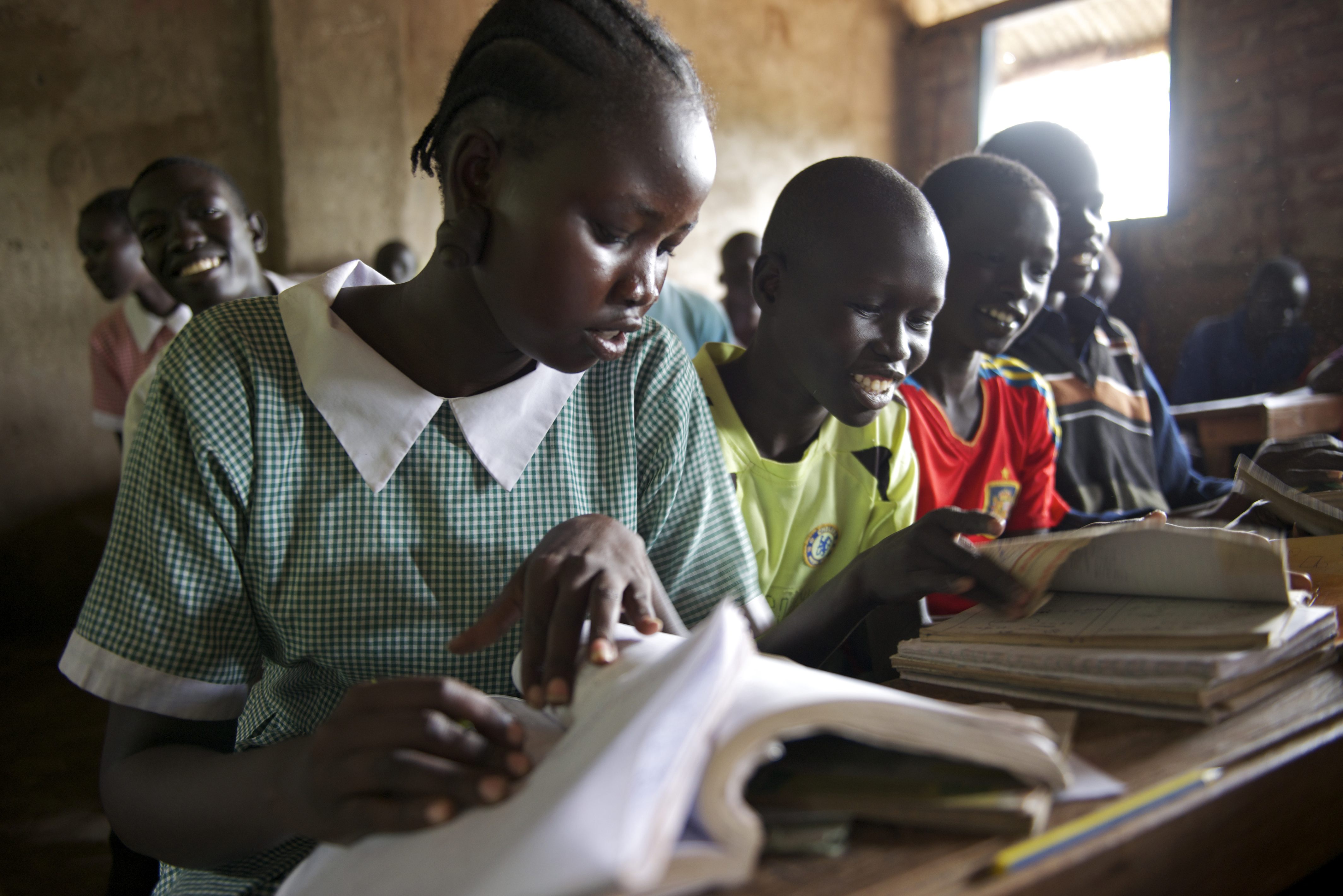 UNICEF, Kenya, Children, Protection, Education