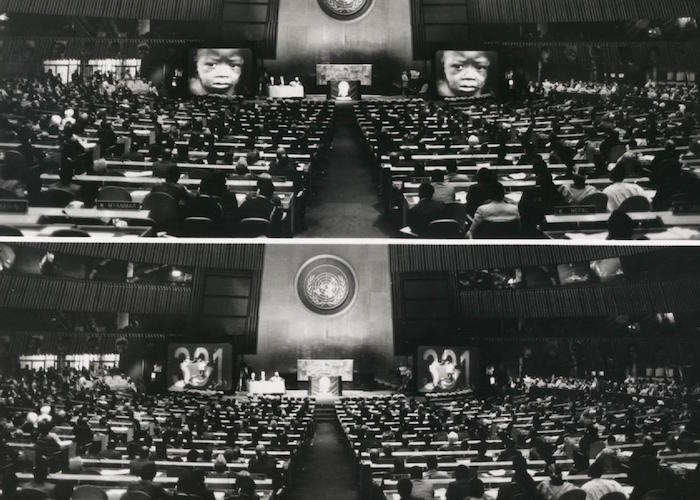 World leaders assembled at the United Nations in 1990 to discuss the most pressing challenges facing children in their countries.