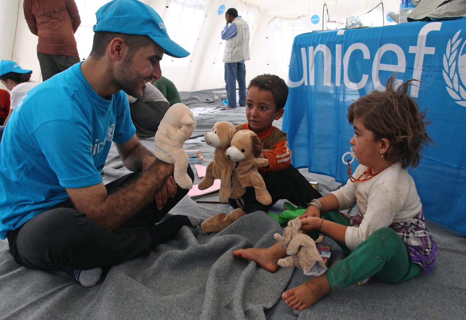 how to become a unicef child ambassador