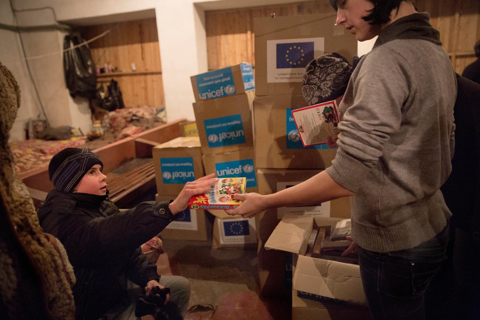 © UNICEF/NYHQ2014-3503/Volpi
