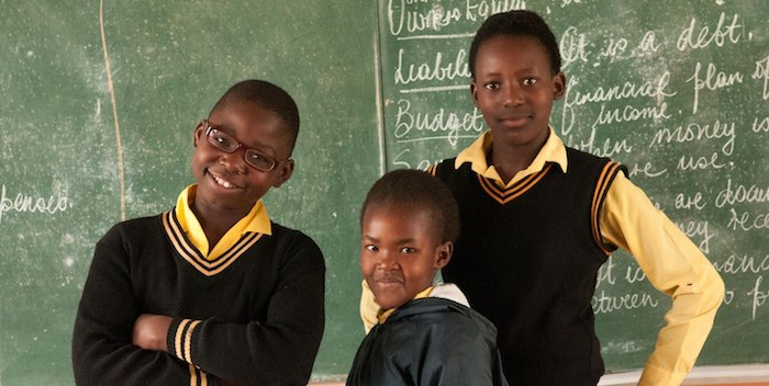 The Nelson Mandela Institute for Education and Rural Development, with support of the Schools for Africa initiative and UNICEF allows children in Africa to have access to a quality education.