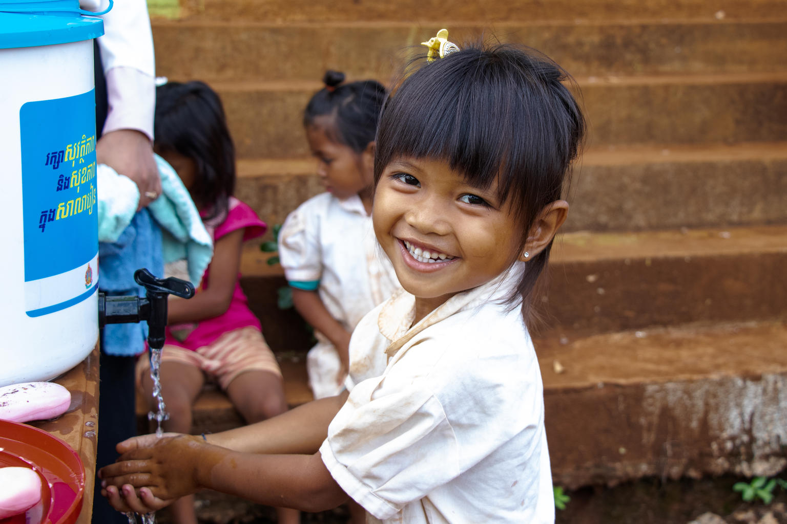On September 7th schools re-opened across Cambodia, including Early Childhood Education.