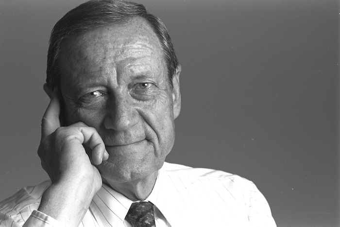 """A visionary in the realm of international development, James P. """"Jim"""" Grant served as UNICEF Executive Director from 1980 to 1995."""