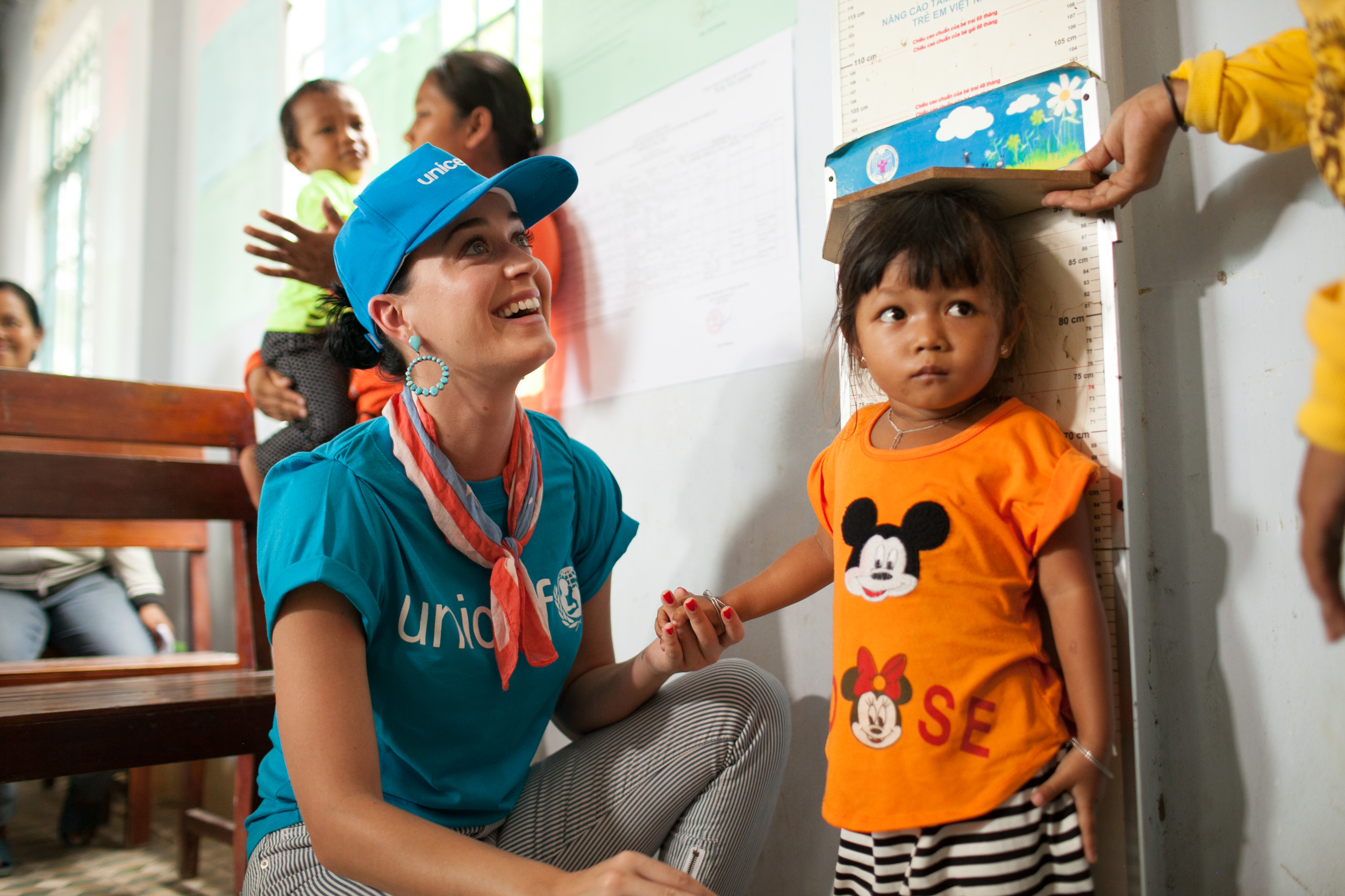 Image result for katy perry unicef