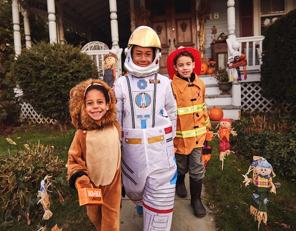 Kids who Trick-or-Treat for UNICEF can Be Scary Good and add purpose to Halloween by collecting donations, big and small, that add up to lifesaving change for children around the world.